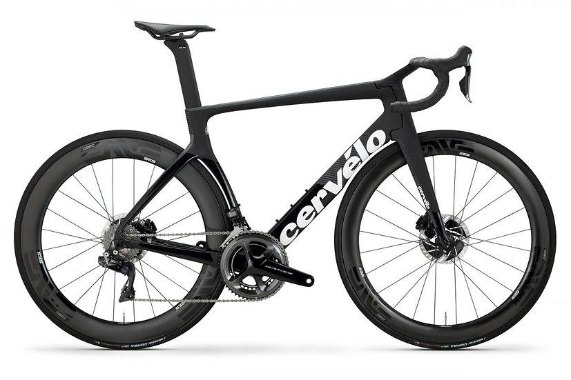 Шоссейный велосипед Cervelo S5 Disc Dura Ace DI2 2020