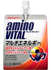 Ajinomoto aminoVITAL Multi Energy - гель со вкусом яблока