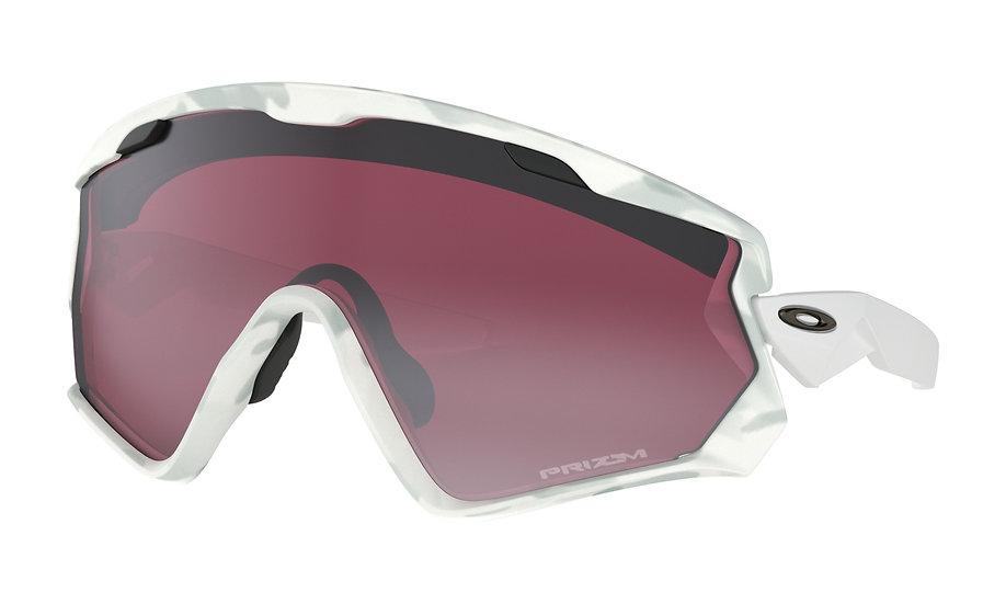 Очки Oakley Wind Jacket 2.0 Multicam Alpine/Prizm Snow Black