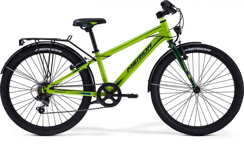 Детский велосипед Merida Spider J24 2019