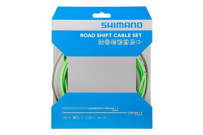 Комплект шоссейных тросиков переключения Shimano Road Cable Set
