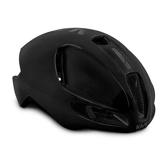 Велошлем Kask Utopia Black Mat (черный матовый)