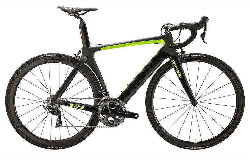 Шоссейный велосипед Cervelo S5 Dura Ace 2018