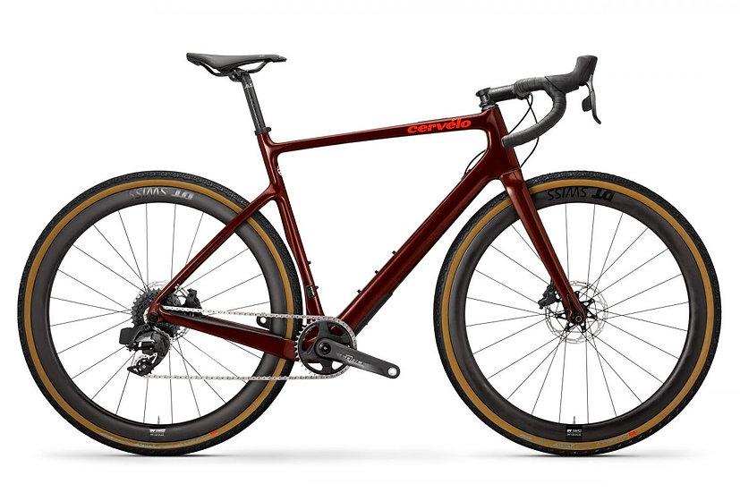 Гравийный велосипед Cervelo Aspero Disc Force eTap AXS 1 2020