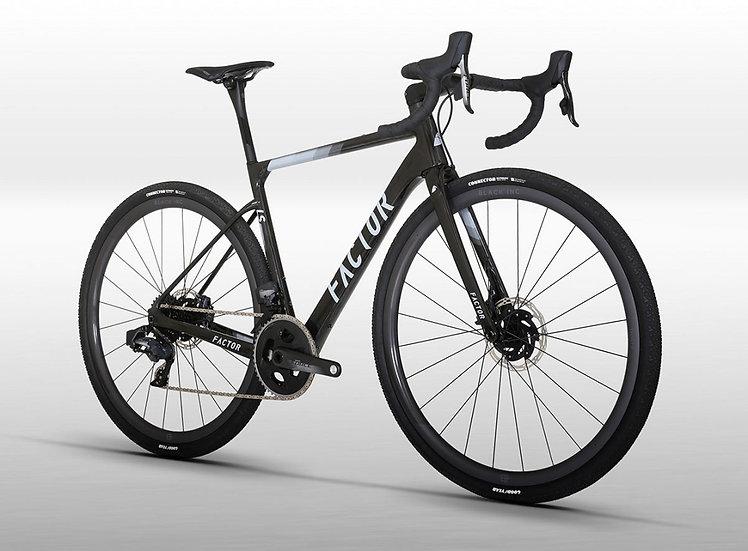 Рама гравийного велосипеда Factor LS