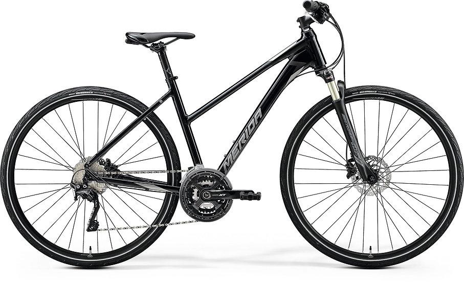 Городской велосипед Merida Crossway XT Edition Lady 2020