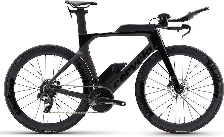 Велосипед для раздельного старта Cervelo P-Series Force Etap AXS 1 2021