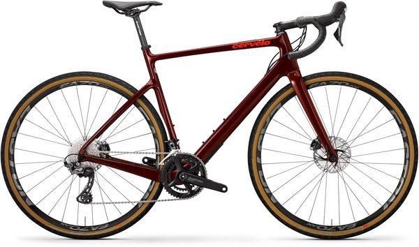 Гравийный велосипед Cervelo Aspero Disc GRX 2020
