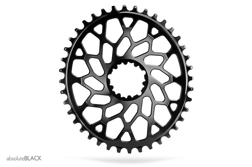 Шестерёнка AbsoluteBLACK CX 1X OVAL DM SRAM