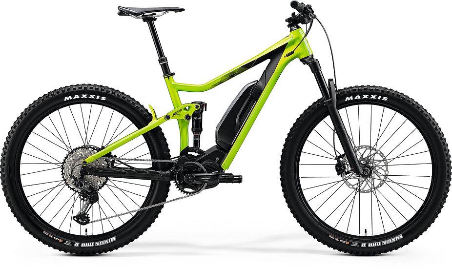 Электровелосипед Merida eOne-Twenty 800 2020