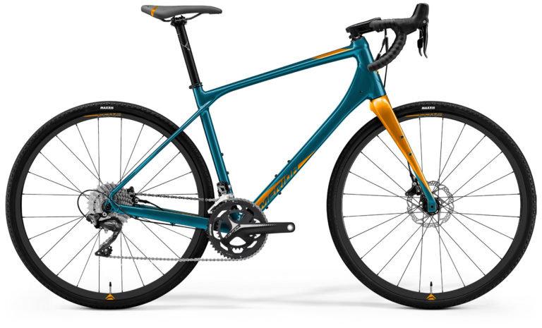 Гравийный велосипед Merida Silex 200 2021