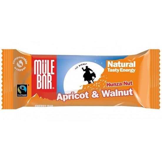 Mule bar органический батончик, абрикос и грецкий орех (40 г.)
