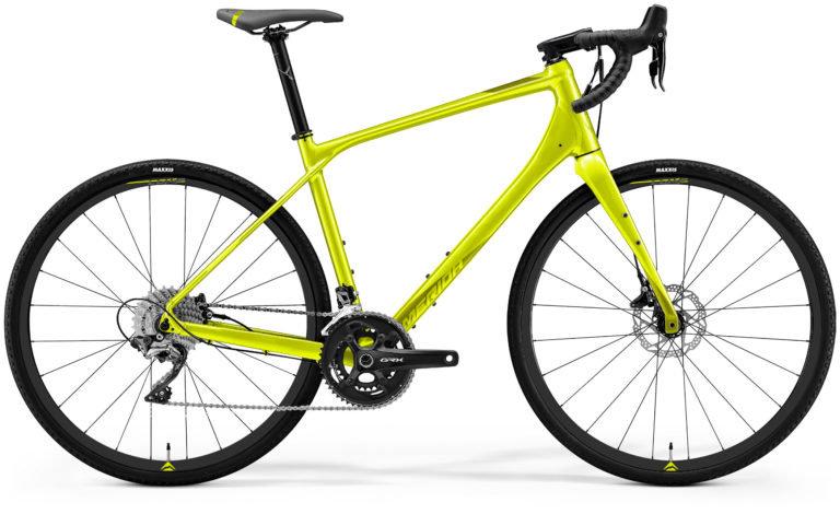 Гравийный велосипед Merida Silex 400 2021