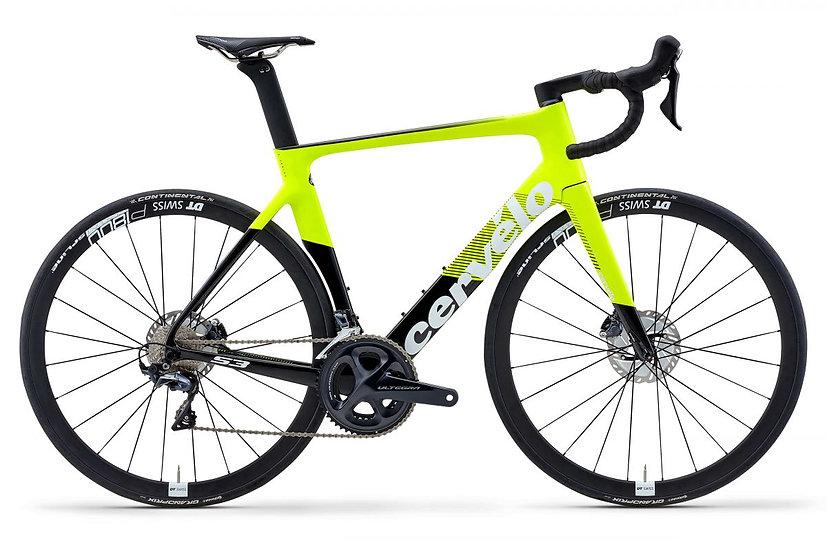Шоссейный велосипед Cervelo S3 Disc Ultegra 2020