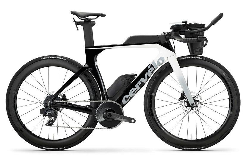 Велосипед для раздельного старта Cervelo P-Series Disc Force Etap AXS 1 2020