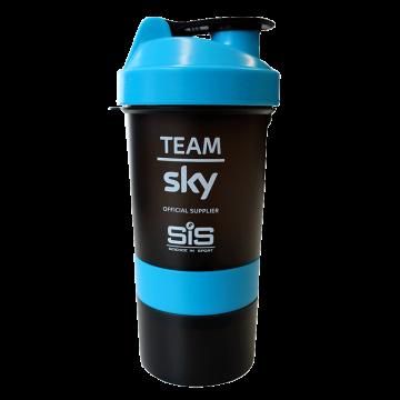 Шейкер пластиковый Team Sky SiS Smart Shake (600ml)