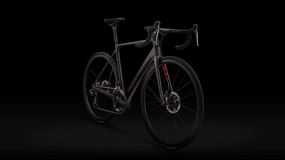 Шасси шоссейного велосипеда FACTOR O2 VAM