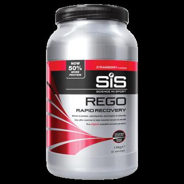 SiS Rego Rapid Recovery, клубника , 1,6 кг