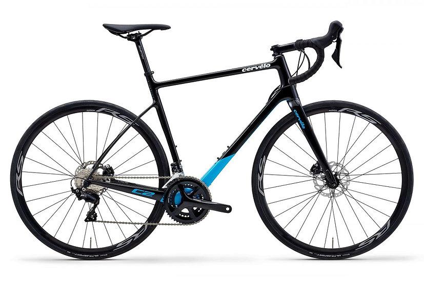 Шоссейный эндуро велосипед Cervelo C2 Disc 105 2020