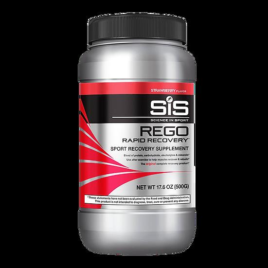 SiS REGO Rapid Recovery, напиток для восстановления, 500 g., клубника