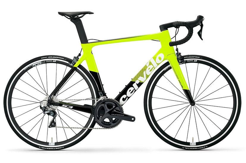 Шоссейный велосипед Cervelo S3 Ultegra 2020
