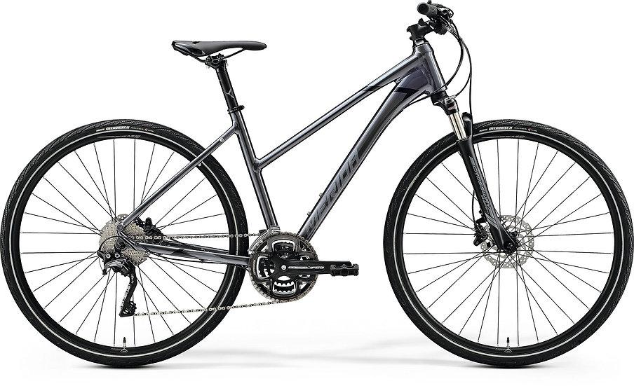 Городской велосипед Merida Crossway 500 Lady 2020