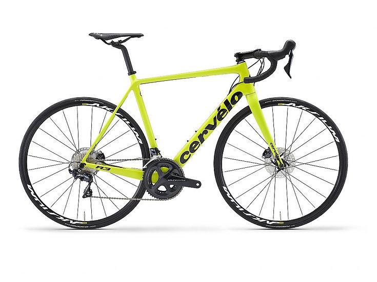 Шоссейный велосипед Cervelo R3 Disc Ultegra 2018