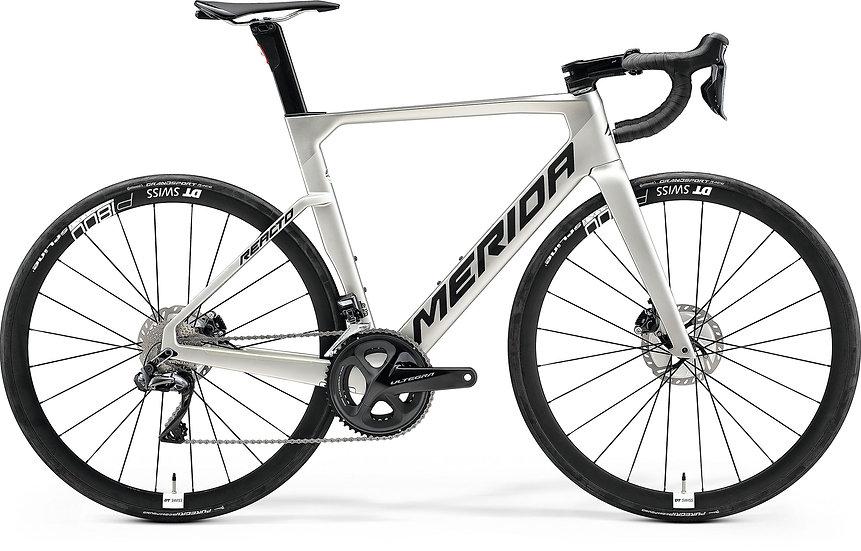 Шоссейный велосипед Merida Reacto 7000-E 2021