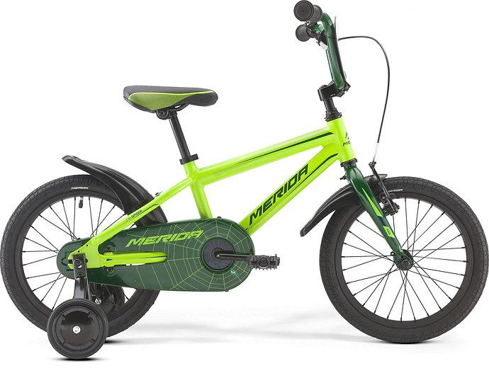 Детский велосипед Merida Spider J16 2019