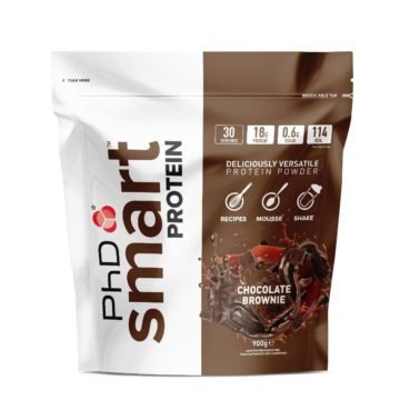 PhD Smart Protein, Шоколадный Брауни, 900гр