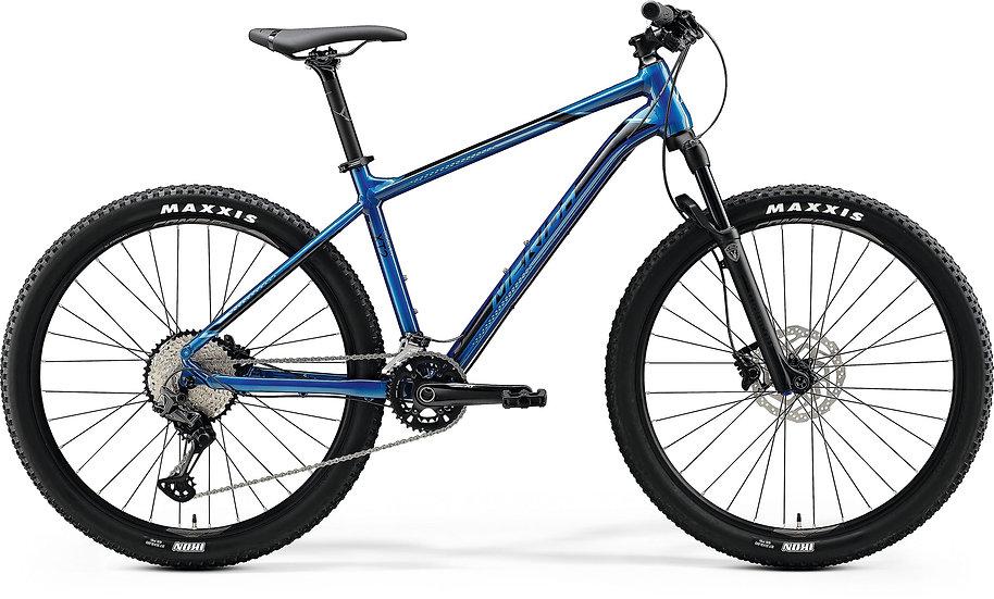 Горный велосипед Merida Big.Seven XT2 2020