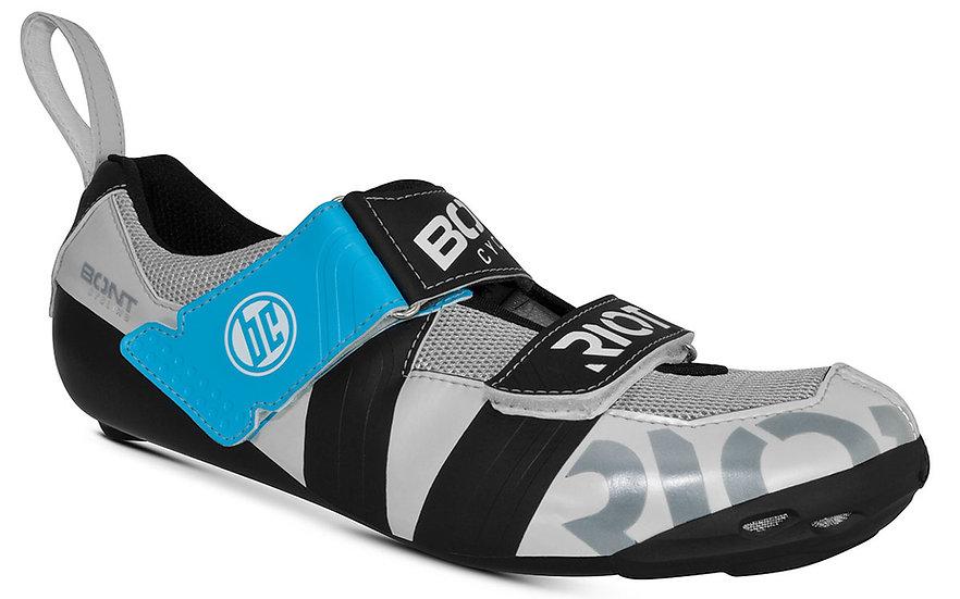 Туфли для триатлона BONT Riot TR+