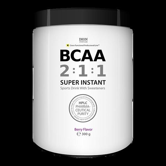 Комплекс аминокислот DION Sportlab BCAA 2:1:1 300 г