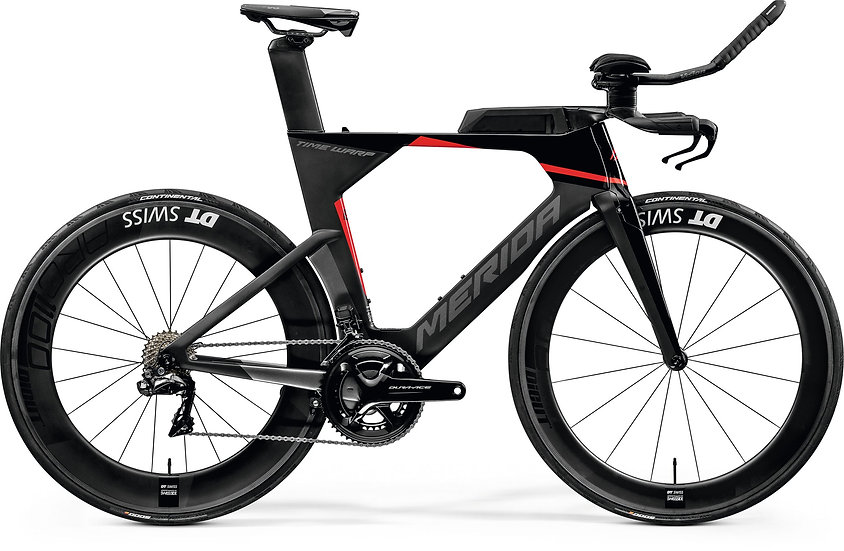 Шоссейный велосипед Merida Warp Tri 10K-E 2020