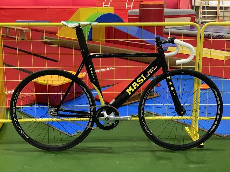 Трековый велосипед Masi Coltelo