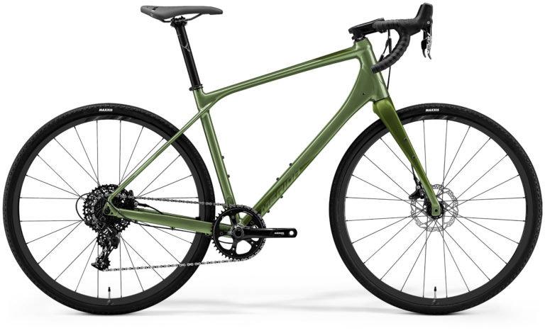 Гравийный велосипед Merida Silex 600 2021