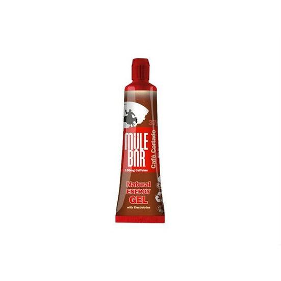 Mule Bar Duo tonic энергетический гель (37 г.), кофе кортадо