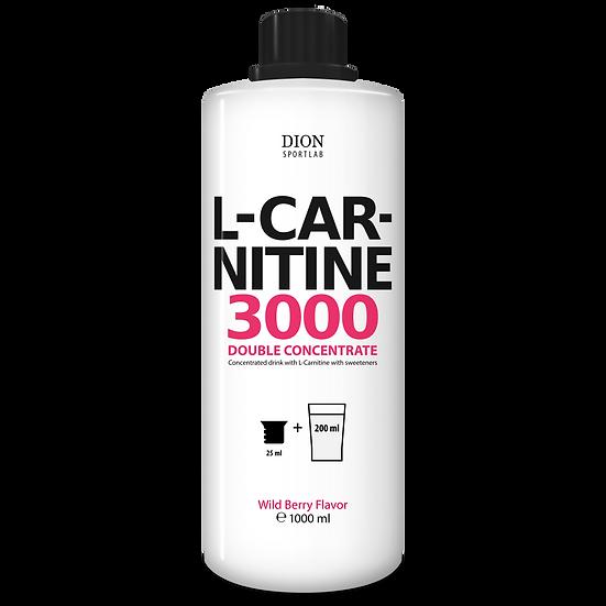 Концентрированный напиток DION Sportlab L-CARNITINE 3000 1000 мл