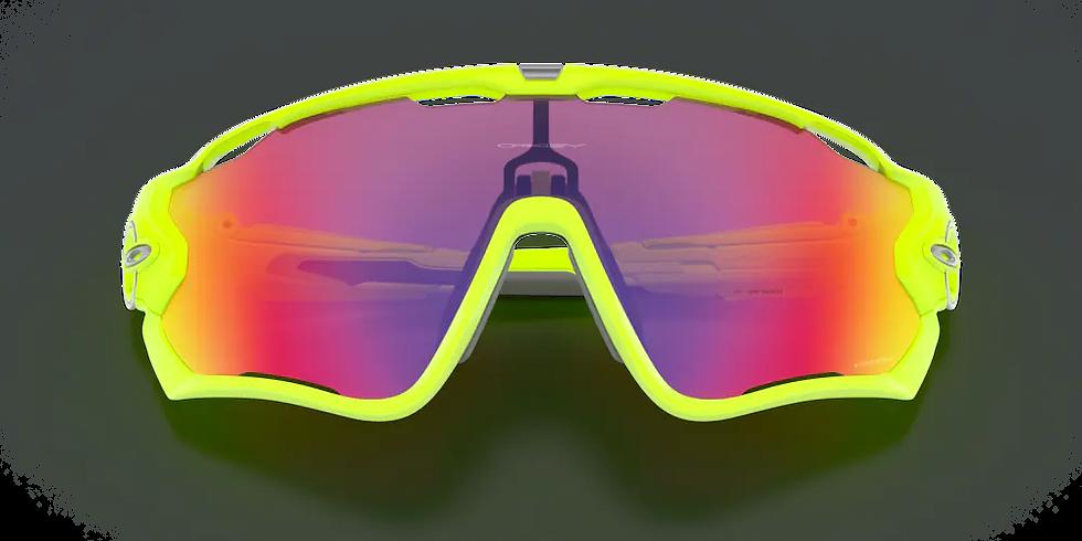 Солнцезащитные очки Oakley JAWBREAKER, Retina Burn / Prizm Road
