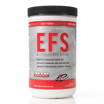 First Endurance EFS DRINK, изотонический комплекс, фруктовый пунш, 800 г