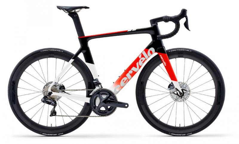 Шоссейный велосипед Cervelo S-Series Disc Ultegra DI2 Sunweb Team Edition 2021