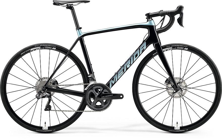 Шоссейный велосипед Merida Scultura Disc 7000-E 2020
