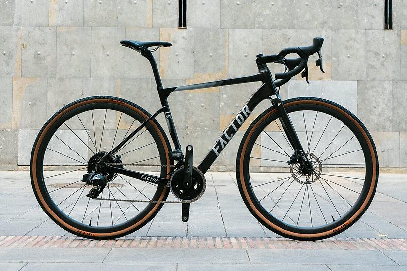 Гравийный велосипед Factor LS Ultegra