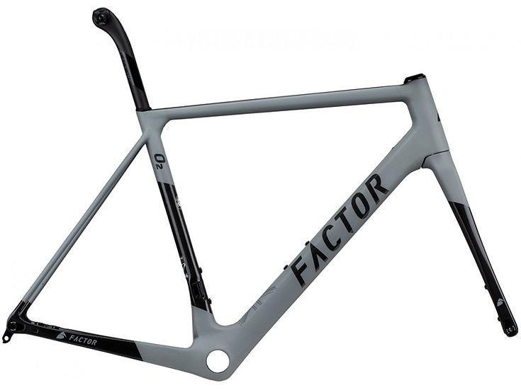 Шасси шоссейного велосипеда Factor O2
