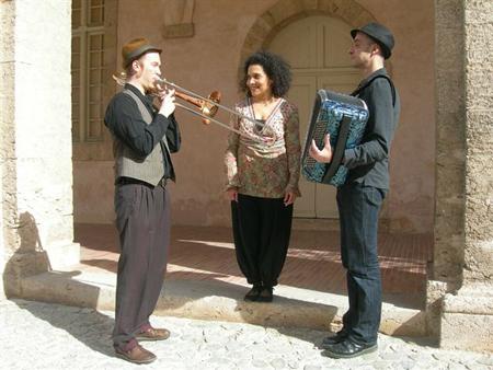 Sur la route des Balkans - Trio