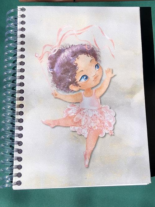 Caderneta Bailarina