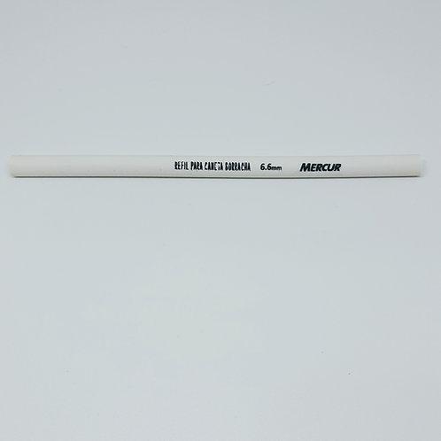 Refil para caneta borracha