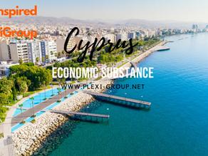 Economic Substance -Cyprus