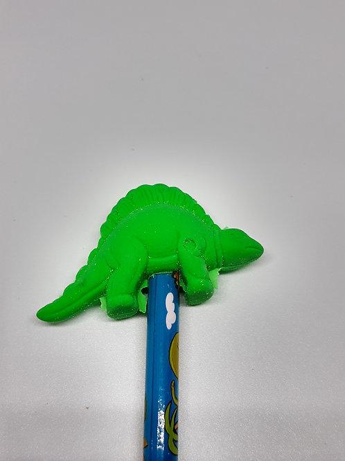 Lápis HB CiS com borracha dinossauro
