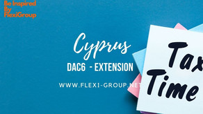 Extension of the period for non - imposition of administrative fines for overdue submission of DAC6
